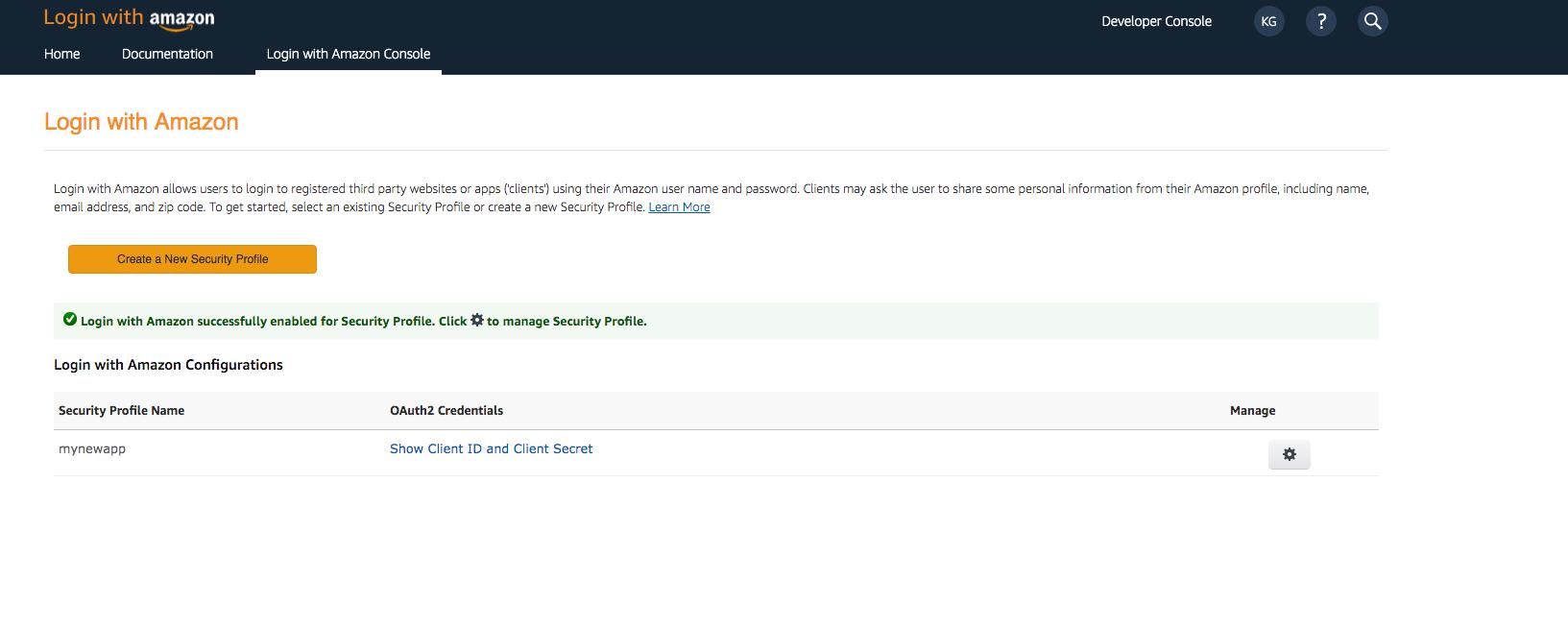 Amazon Login Instructions